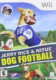 Jerry Rice & Nitus' Dog Football (Nintendo Wii)